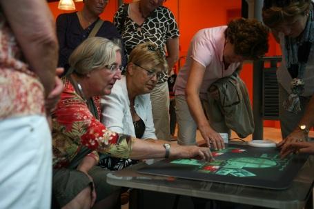 Heritage Browser des DOK, Library Concept Center in Delft