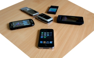 2011: Erstes Smartphonetreff in Wolfsburg