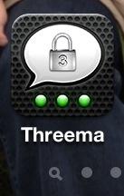 Threema – die WhatsApp-Alternative für iOS und Android. Bild: Nüstedt