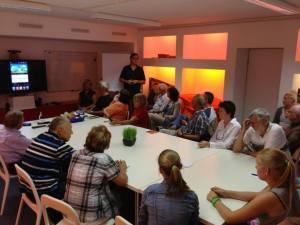 Smartphoneschule im CoWorkingSpace/Schiller40