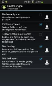 Alarm Droid2