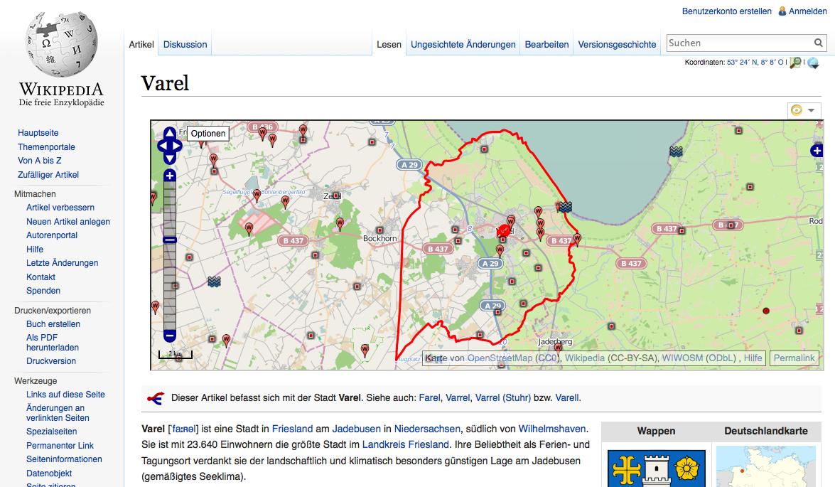 Tool Der Woche Wikipedia Und Openstreetmap Zukunftswerkstatt