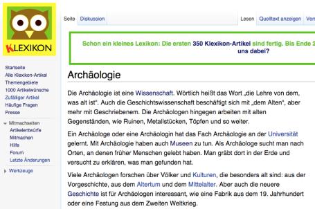 KlexikonArchäologie