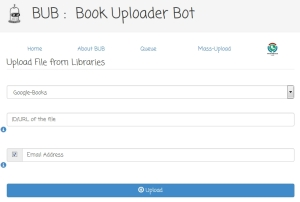 Book Uploader Bot