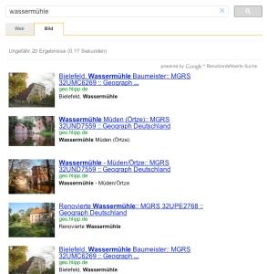 googlecsewassermühle